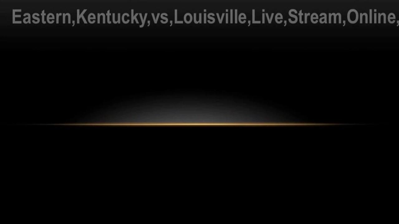 How to watch Kentucky vs. Louisville: Live stream, TV channel, start ...