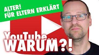 Was ist YouTube? | Warum? Wer? – Andreas' authentische Alltagsabenteuer 47