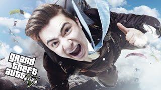 GTA 5 Online - PARAŞÜT SAVAŞI !!!