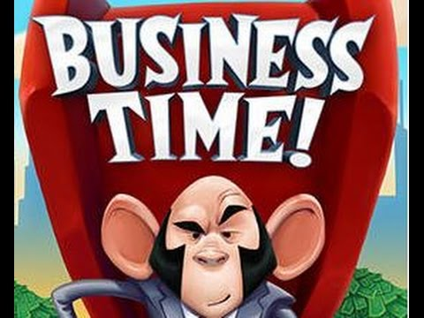Business Time Gameplay First Look [Android]