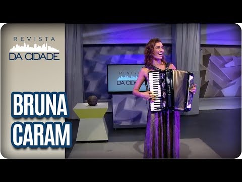 Música E Bate-papo Com Bruna Caram - Revista Da Cidade (08/03/18)