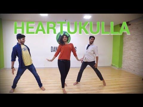 Heartukulla - Gulaebaghavali | Dance Cover | HY Dance Studios