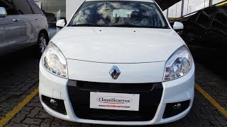 Renault Sandero Expression 1.6 8v (Flex) - 2013