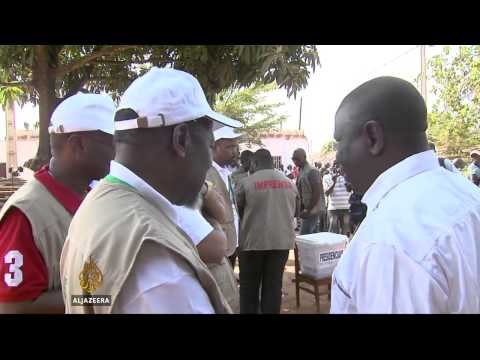 Guinea-Bissau votes amid major challenges