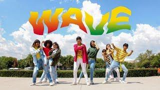 [KPOP IN PUBLIC MEXICO] ATEEZ(에이티즈) - 'WAVE' Dance Cover [The Essence]