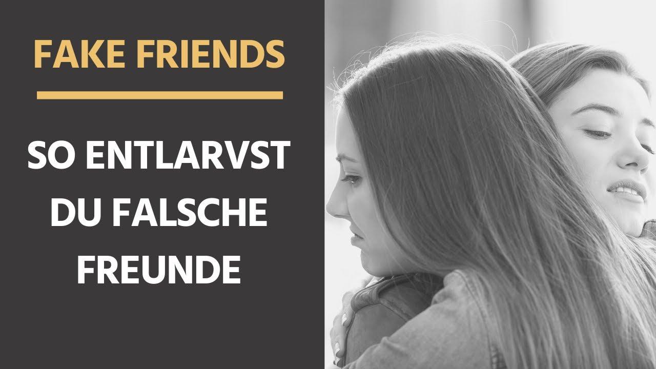 """Download """"Fake Friends"""" - So entlarvst du falsche Freunde"""