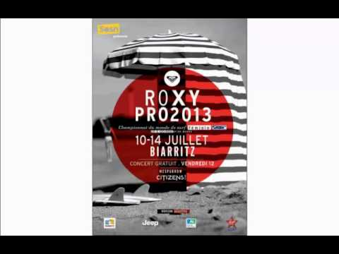 Roxy Pro Biarritz 2013 Official Video