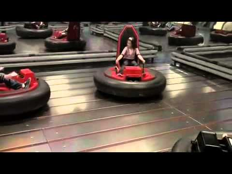 neb 39 s fun world bumper cars youtube. Black Bedroom Furniture Sets. Home Design Ideas