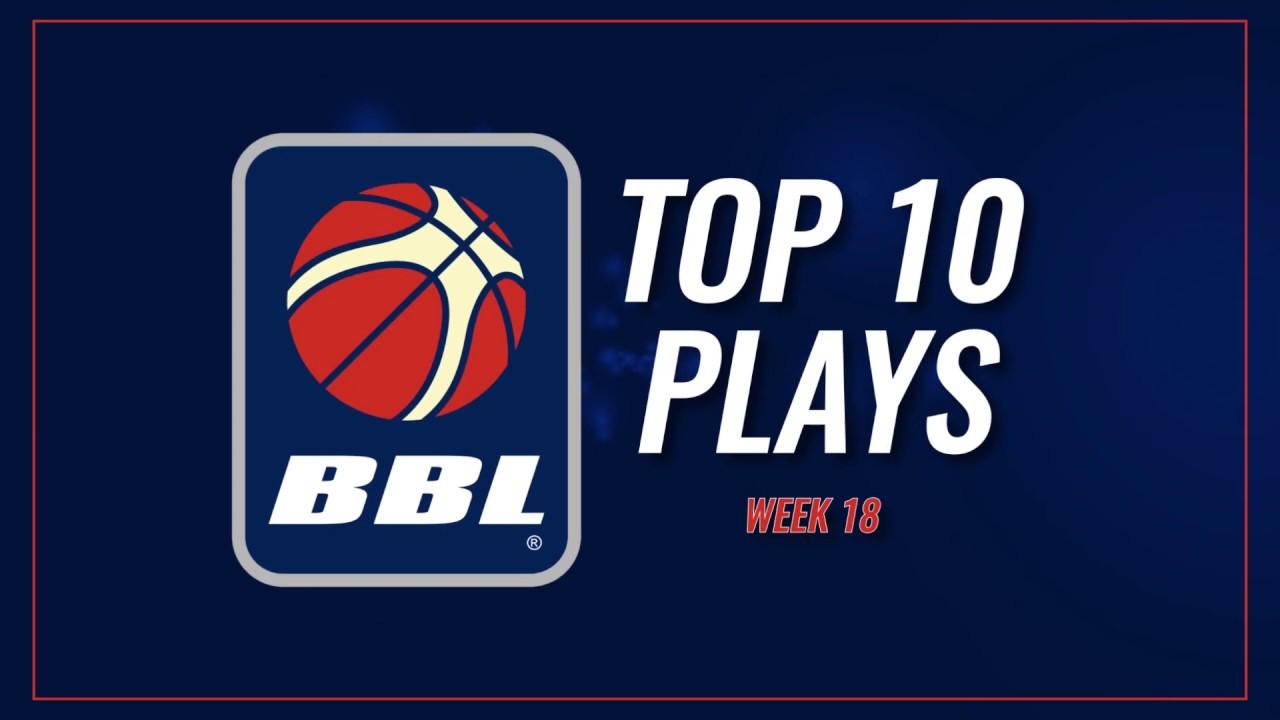 BBL Top 10 Plays 2018-19 - Week 18