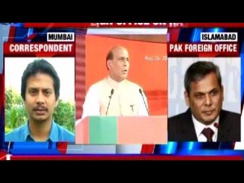 Pakistan Responds to Rajnath Singh's Interview
