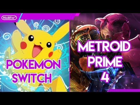 Save Pokemon Switch y Metroid Prime 4 ¡Tenemos información! / #NintendoSwitch #MetroidPrime4 #Videojuegos Pictures