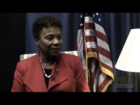 Barbara Lee on What Was Left Unsaid in Obama's State of the Union