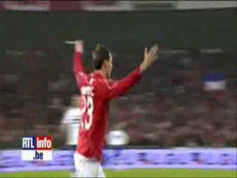 Le Standard étrille La Sampdoria 3 - 0 !