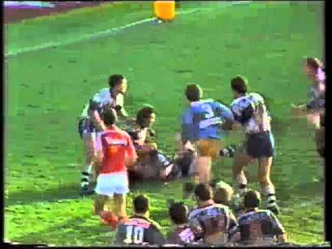 Brothers BRL 1987 Season Highlights 2 Vs Norths