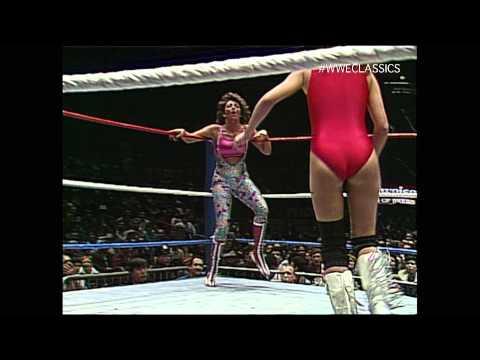 Sensational Sherri vs. Rockin Robin - December 26, 1987