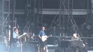 Billy Joel Old Trafford Manchester  69  Some funny chat