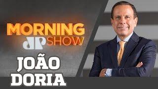 JOÃO DORIA - MORNING SHOW - AO VIVO - 27/05/20