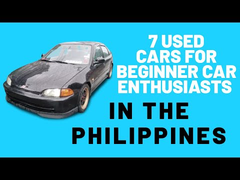 7 Used Cars For Beginner Car Enthusiasts In The Philippines (P150K - BELOW!)