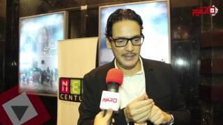 خالد أبو النجا: «قدرات غير عادية» واجهني بجمهور لم أكن أتوقعه