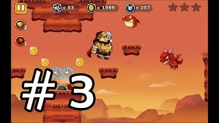 Super Arthur Adventures Run - Level 3