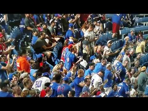 Joe Powell, CB, Buffalo Bills: 8/10/17, INT