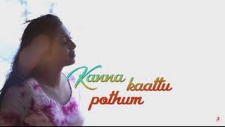Kanna Kaatu Podhum Karaoke from Rekka with Tamil lyrics