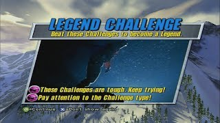 Let's Play Amped 2 Part 17: Legend Challenges (1/2)