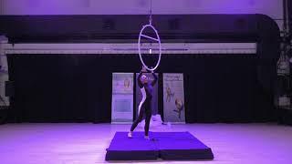 Юлия Щербакова. Catwalk Dance Fest IX[pole dance, aerial]  30.04.18.