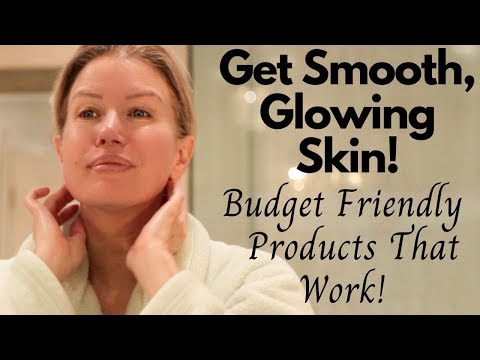 Effective Affordable Anti-Aging Skincare Routine   Beauty on A Budget