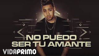 Dumart - Tu Amante ft. Papi Wilo [Lyric Video]