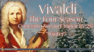 Vivaldi: Winter / The Four Seasons Classical Music for Relaxation with Beautiful Pictures of Nature
