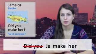 Названия стран и слова-двойники в английском языке