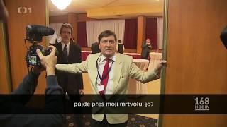 Volební štáb Miloše Zemana 2018