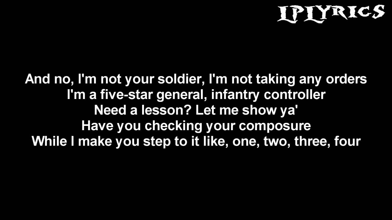 Linkin Park ft  Page Hamilton - All For Nothing [Lyrics on screen] HD