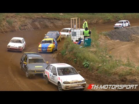 Autocross [DM] Uelzen August 2019 Klasse 2a/ 3. Vorlauf