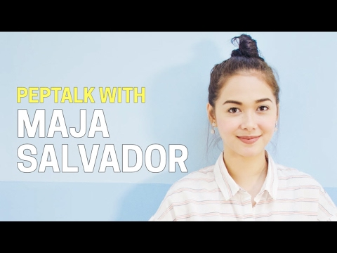 Maja Salvador | PEP TALK Full Interview