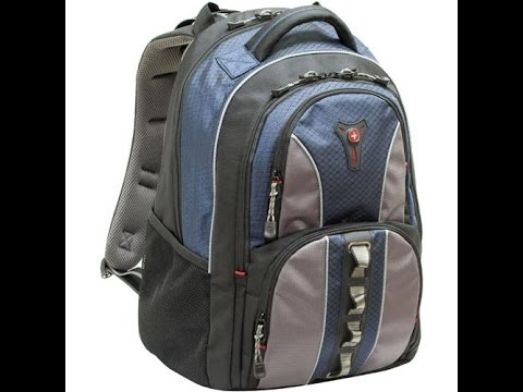 Bug Out Bag - Swiss Gear by Wenger- Review....Perfect for KIDS ...
