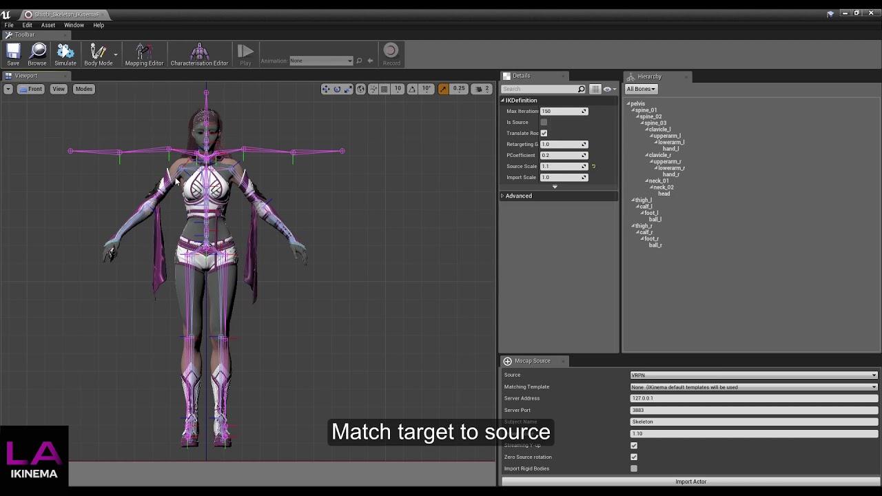 VFX studio Digital Domain leverages IKINEMA