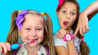 Put On Your Shoes Song 2| Morning Routine Brush Your Teeth | Nursery Rhymes | Eva Surprise