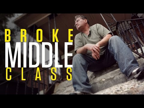 The American Middle Class is a Lie - CardoneZone