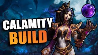 Li-Ming - calamity build // Heroes of the Storm