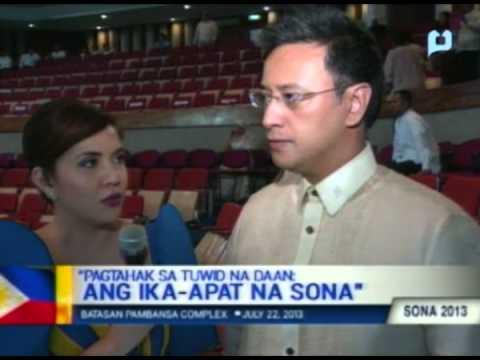SONA 2013: Rep. Miro Quimbo, Marikina City