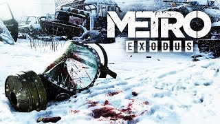 METRO EXODUS All Cutscenes (Xbox One X Enhanced) Game Movie 1080p HD