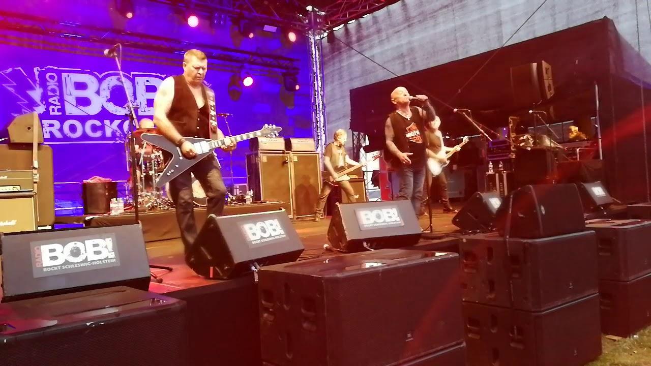 Rose Tattoo Black Eyed Bruiser Live At Kieler Woche Radio Bob Bühne