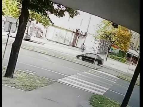Репортер UA: На проспекте в Запорожье сбили женщину