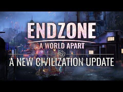 Endzone - A World Apart   Feature Trailer - A New Civilization