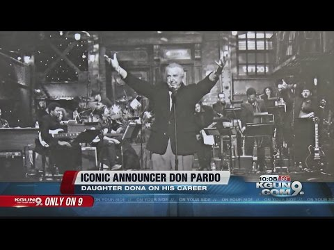 Daughter of iconic SNL announcer Don Pardo talks about his life, career