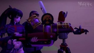 MicroVolts - Alpha and Omega Update Trailer