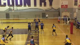 Jonathan Jacques Setting and Serving Highlights 2016