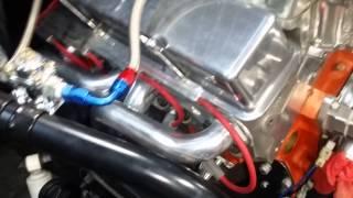 Blown Chevy Pro Street C10